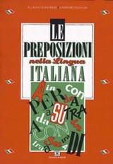 Le preposizioni nella lingua Italiana