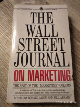 The wall street journal On Marketing
