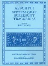 Aeschyli septem quae supersunt tragoedias
