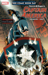 Captain America Free Comic Book Day 2016