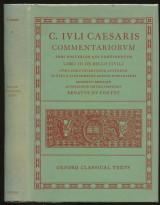 C. Ivli Caesaris commentario Libri III de bello civili