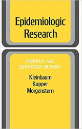 Epidemiologic Research - Principles and Quantitative Methods