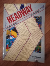 Headway student's notes, Intermediate