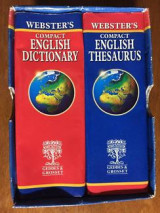 Webster's English Dictionary and English Thesaurus