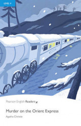Level 4: Murder on the Orient Express Book and MP3 Pack Level 4