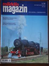 Marklin magazine 35 τευχοι του 1995-2002