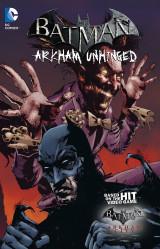 Batman Arkham Unhinged Vol. 3 Volume 3 Arkham Unhinged