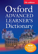 Oxford Advanced Learner's Dictionary of Current English
