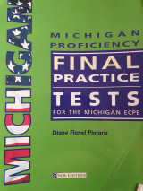 Michigan Proficiency Final Practice Tests