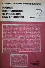 Higher Mathematics in Problems and Exercises