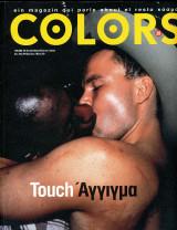 Περιοδικό colors Touch Άγγιγμα #28