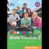 Beste Freunde A2, Kursbuch + CDs zum Kursbuch, GR-Ausgabe