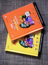 Πολύγλωσσο μάθημα το πρώτο μέρος, διπλώ βιβλίω με DVD-book, level 1,part 1