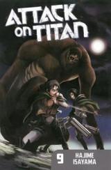 Attack On Titan 9 Volume 9