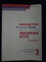 Burlington Practice Test for Michigan Ecce