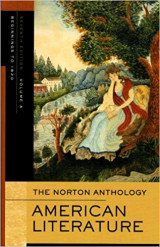 The Norton Anthology of American Literature Volume A