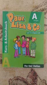 Paul, Lisa & Co, Β' τεύχος, για το Δημοτικό Α τεύχος