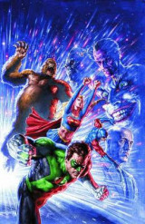 Justice League Cry For Justice HC