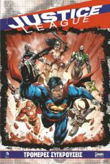 Justice League - Τρομερές Συγκρούσεις