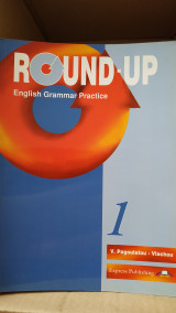 Round Up 1 English Grammar Practice