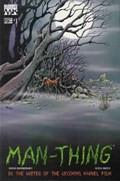 Man-Thing, Vol. 4 #1 (mini series 1 of 3)